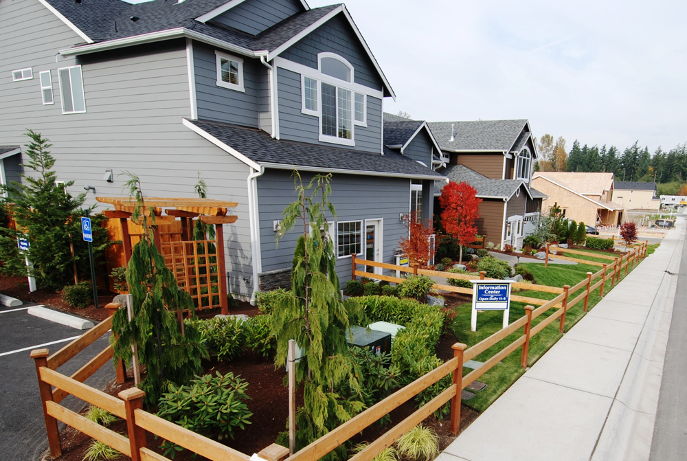 of services for residential builders including innovative landscaping solutions that highlight the best features your model home and sales office office s0 office
